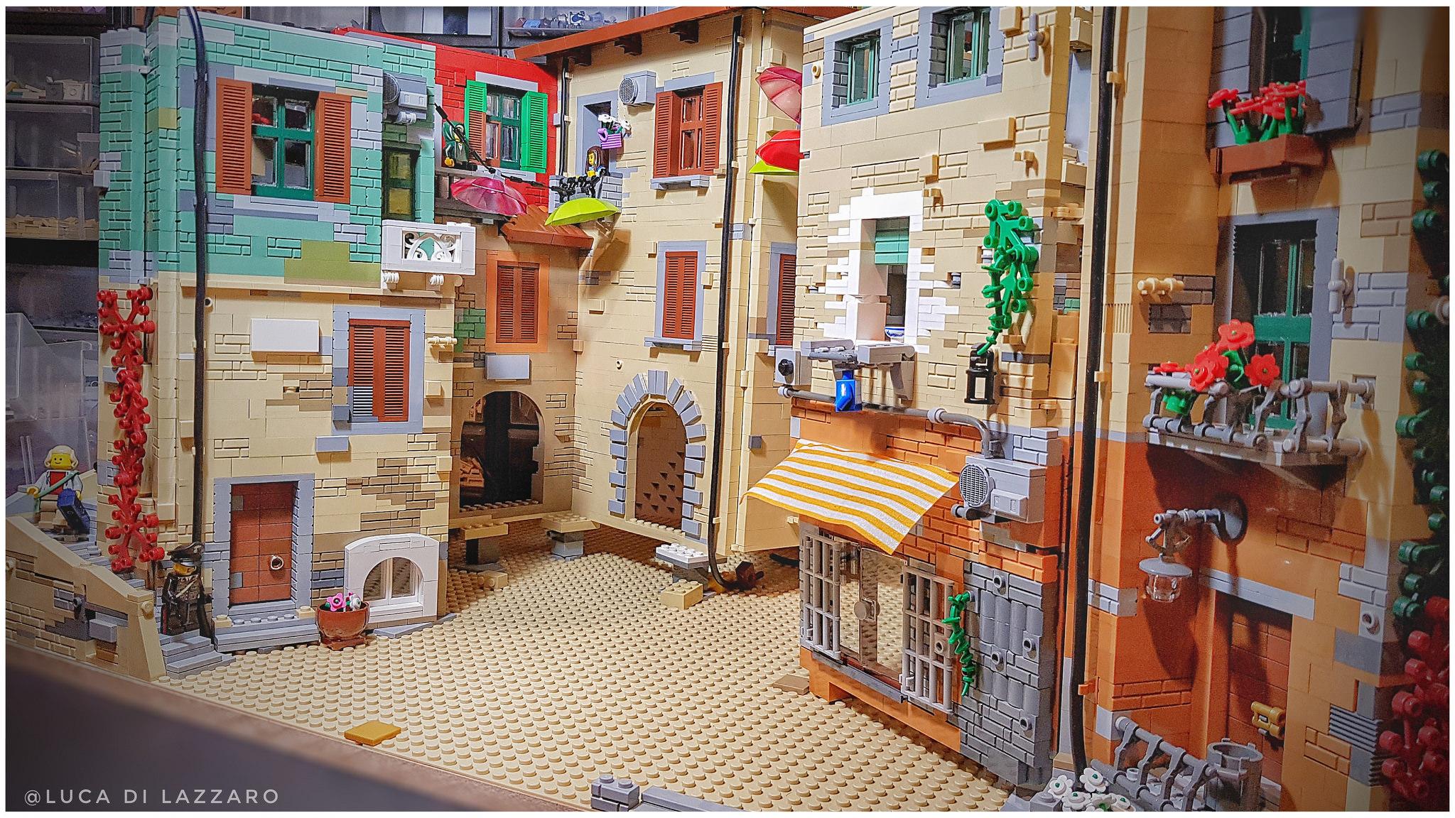 Lego svela la Bugatti Chiron a grandezza naturale (che cammina)