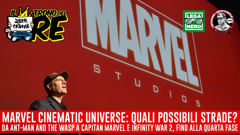 Il Trono Del Re: il futuro del Marvel Cinematic Universe