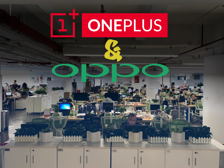 A casa di OnePlus e Oppo