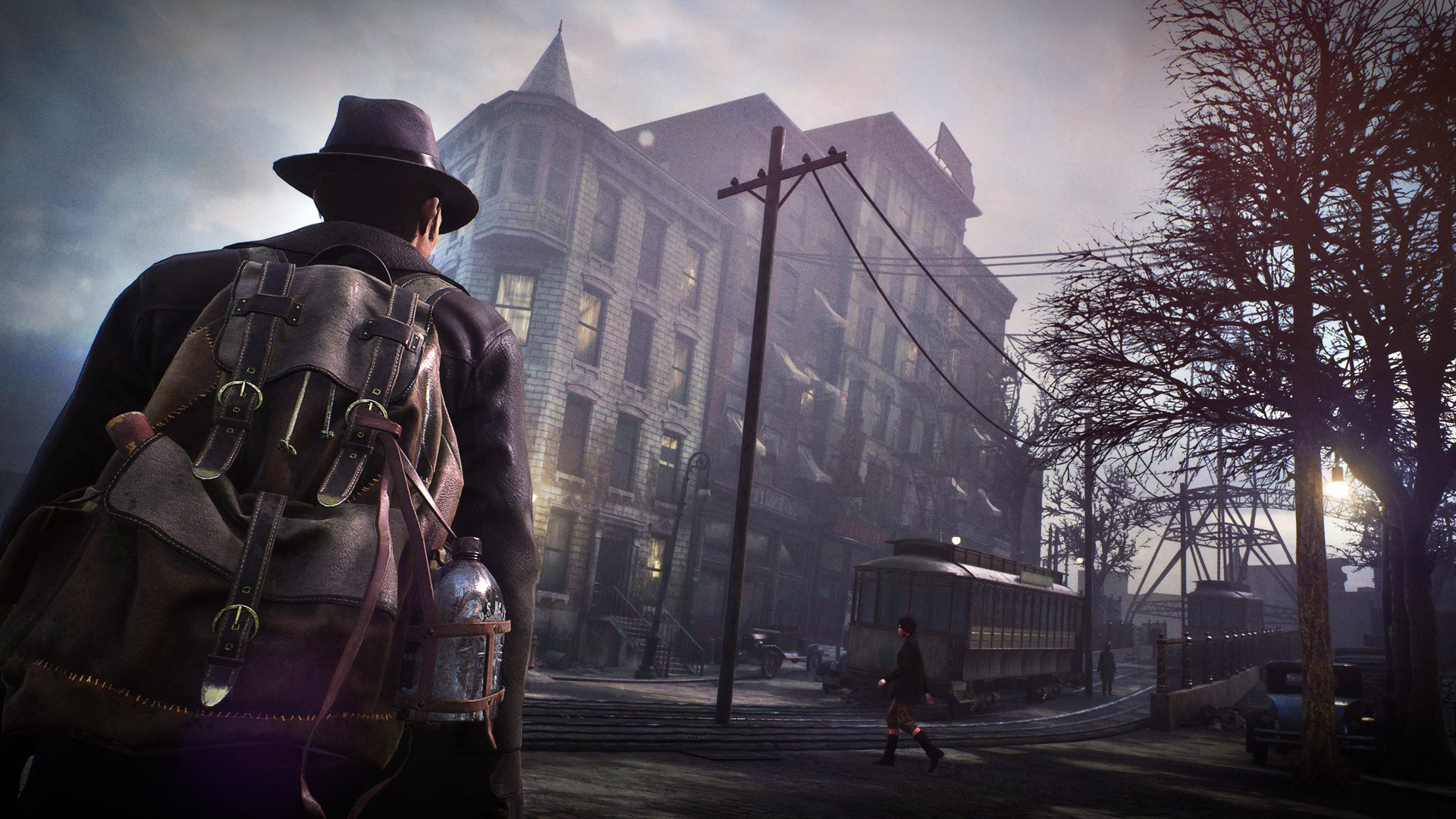 Nuovo gameplay trailer per The Sinking City