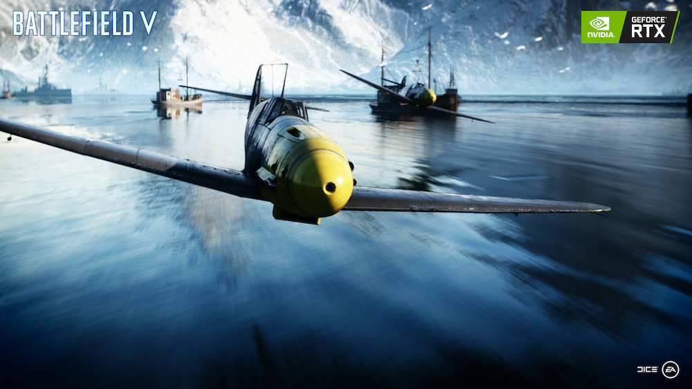 Rivelate le date dell'open beta di Battlefield V