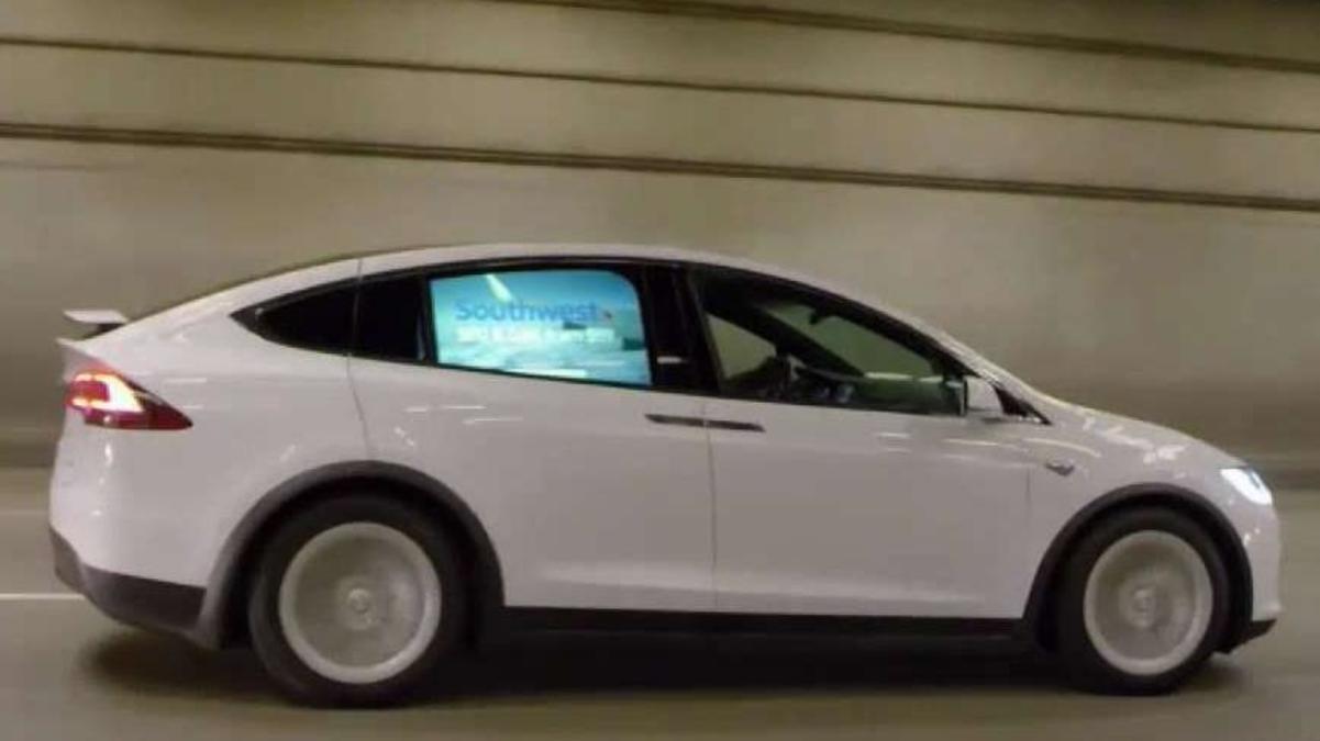 Grabb-It porta la pubblicità sui finestrini delle auto