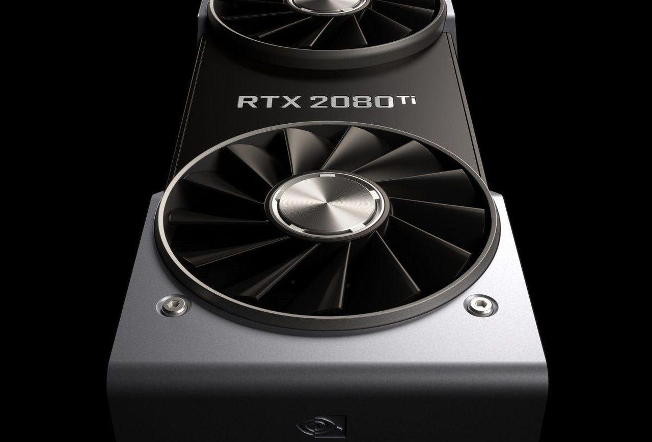 Nvidia GeForce RTX: e luce fu