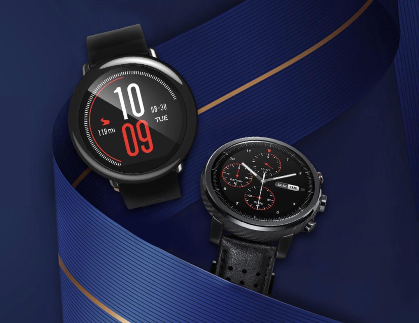 Smartwatch Xiaomi Amazfit fino al 30% di sconto