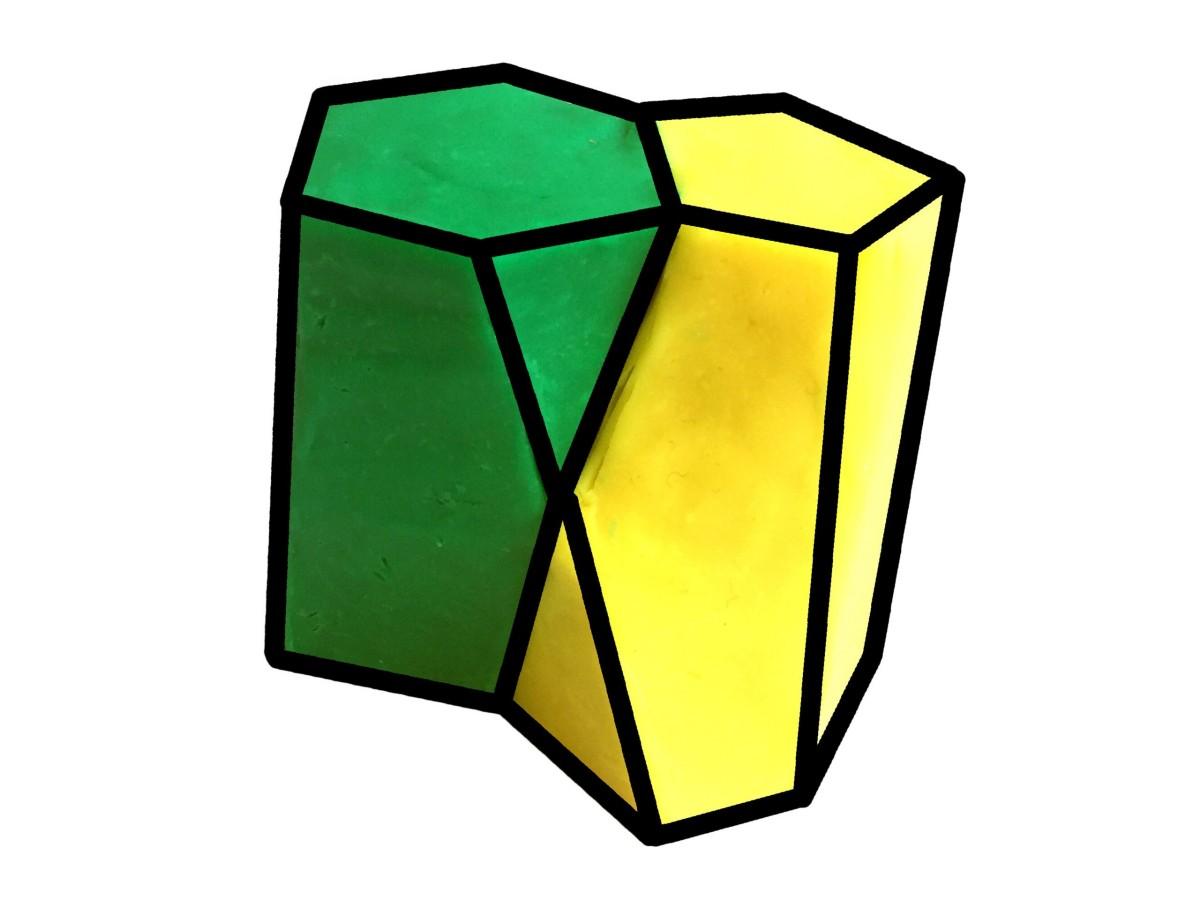 Scoperta una nuova forma geometrica: lo scutoide