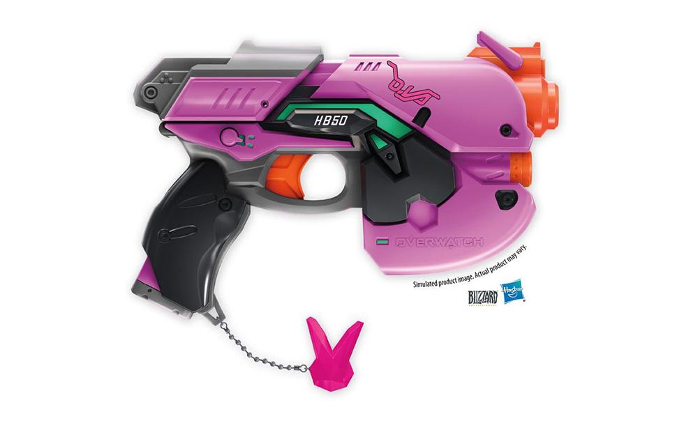 Nuove Nerf Gun a tema Overwatch