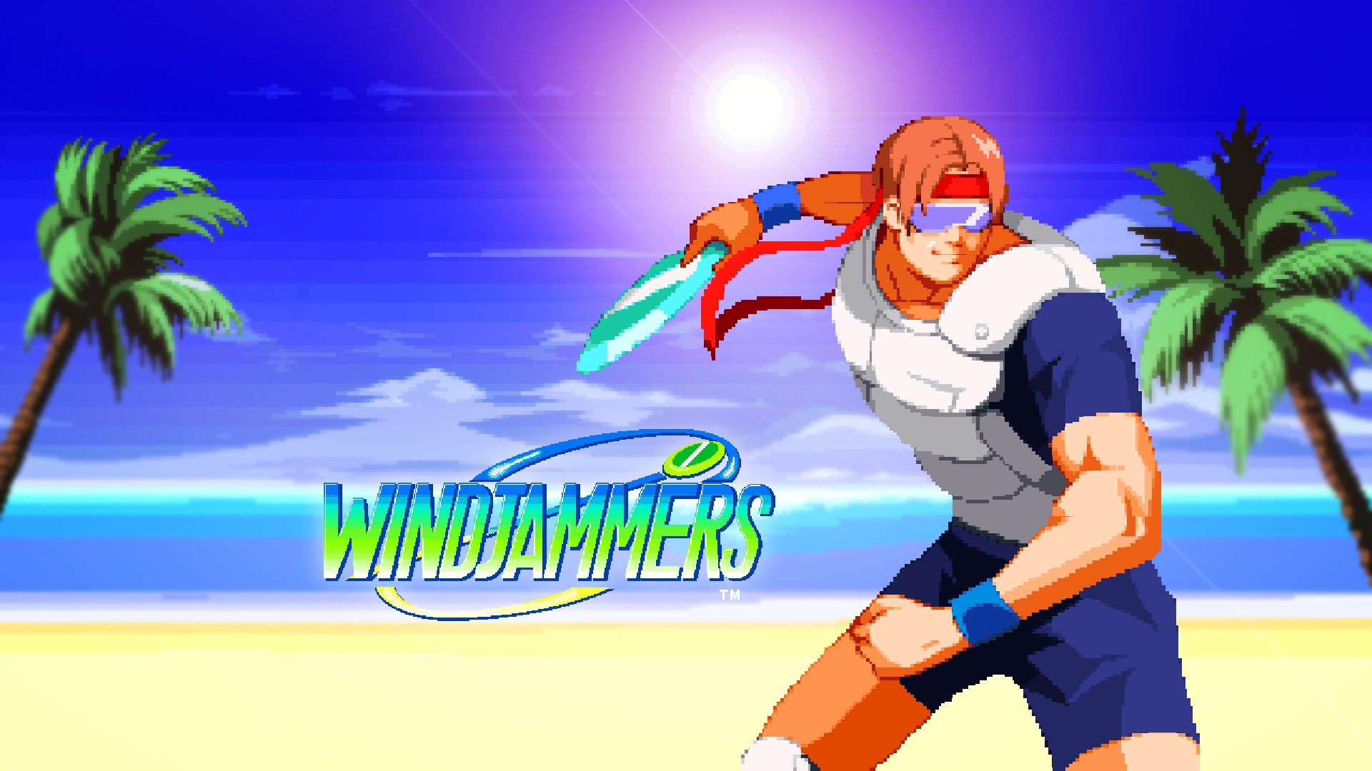 Windjammers annunciato per Nintendo Switch