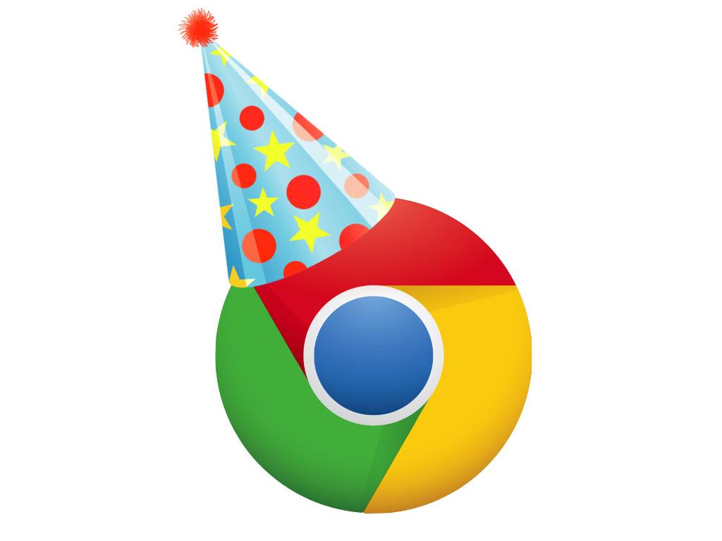 Google Chrome compie 10 anni