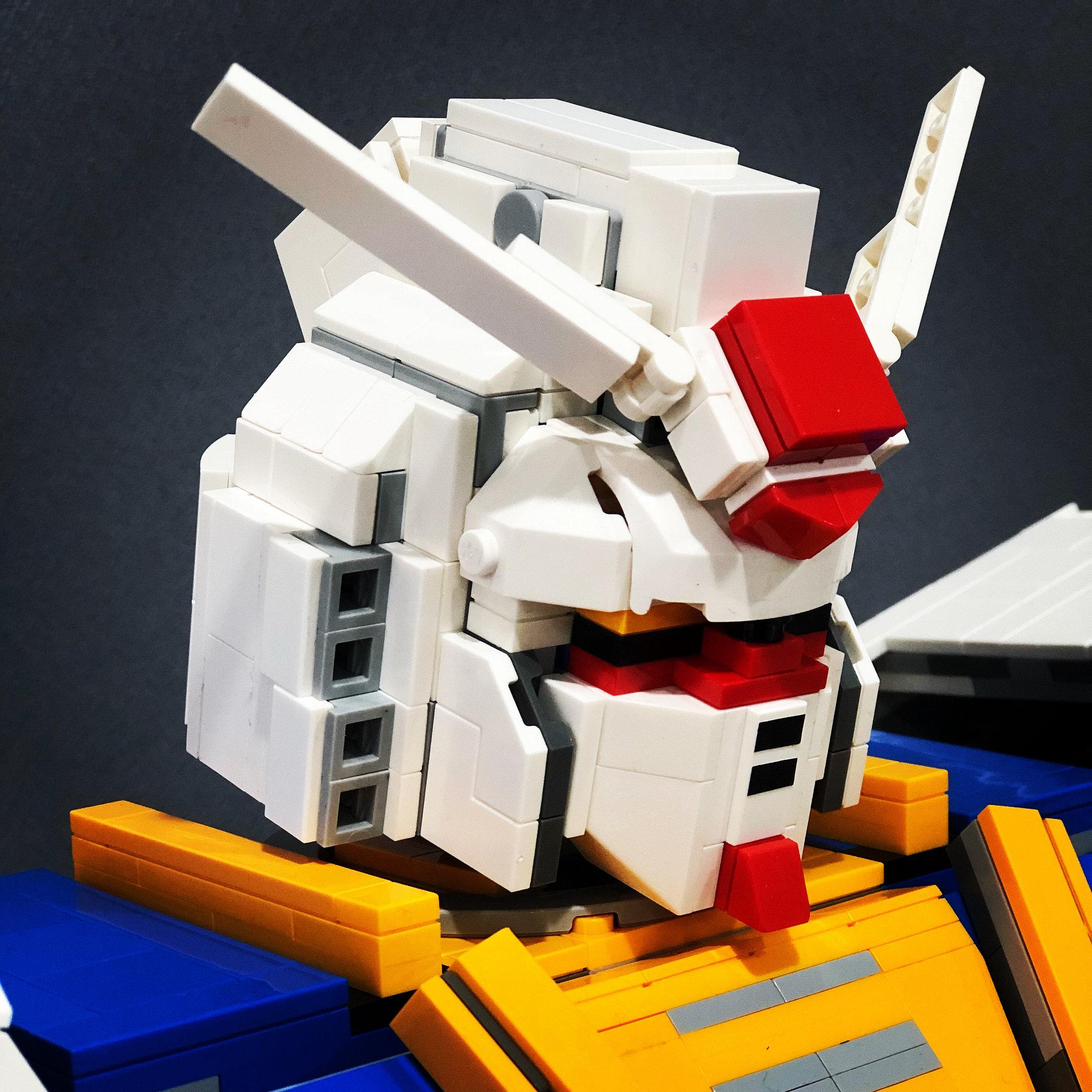Un altro Gundam approda nel panorama MOC LEGO