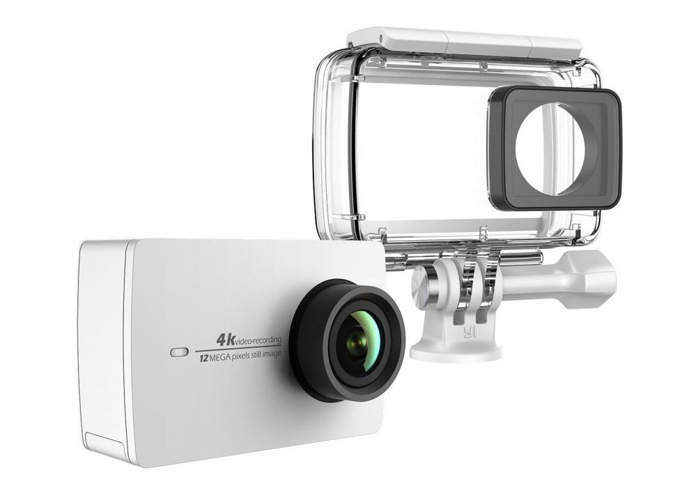Action Camera Subacquea : Action cam yi k custodia subacquea a solo u ac con il nostro