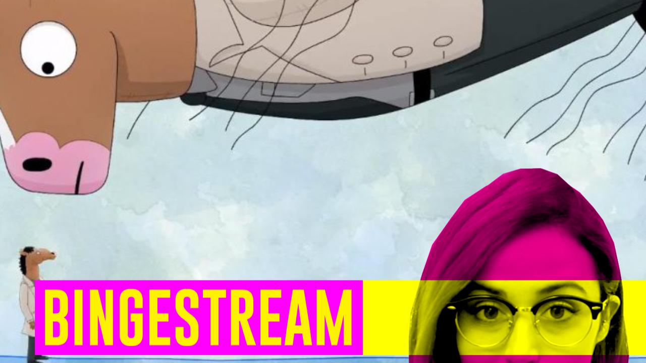 BingeStream: Bojack Horseman Season 5