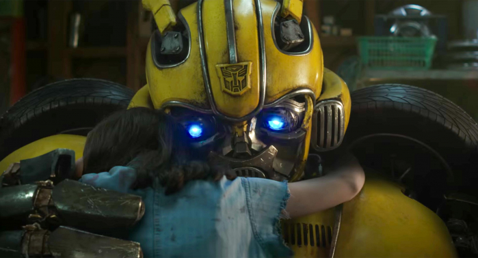 film azione Amazon Prime Video, Bumblebee