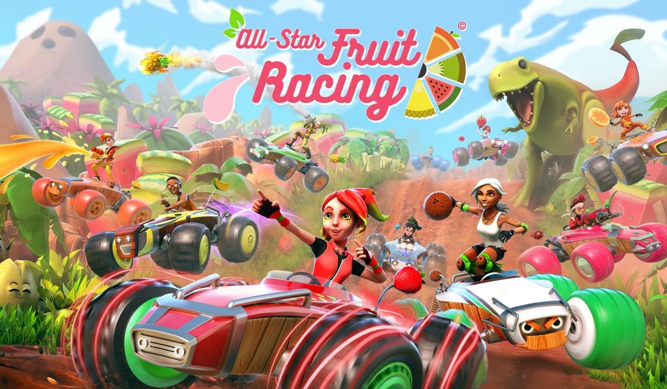 All-Star Fruit Racing è il primo gioco italiano a supportare l'online su Switch