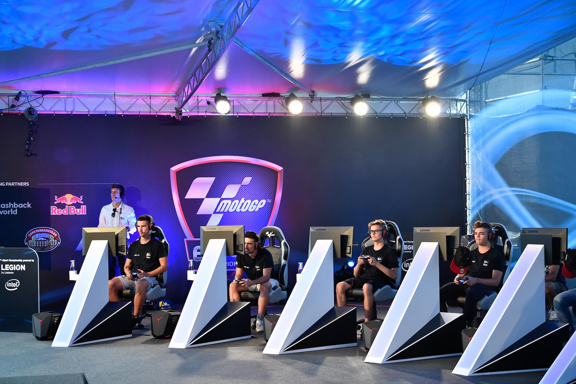 MotoGP eSport Championship: report semifinale da Misano