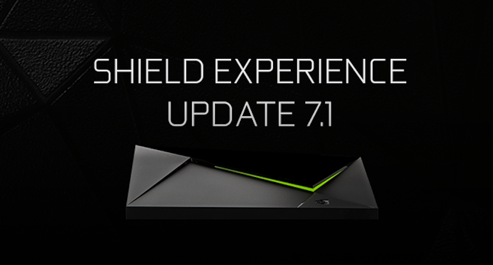 NVIDIA rende disponibile Shield Experience Upgrade 7.1