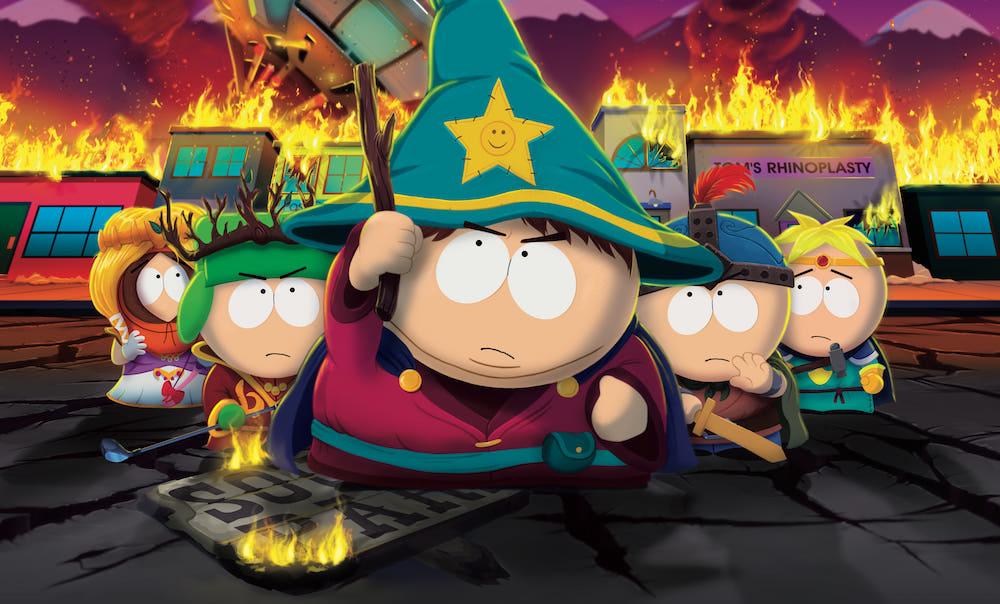 South Park: Il bastone della verità arriva anche su Switch
