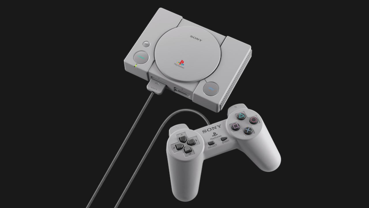 Presentata la line-up completa  dei 20 giochi per PlayStation Classic