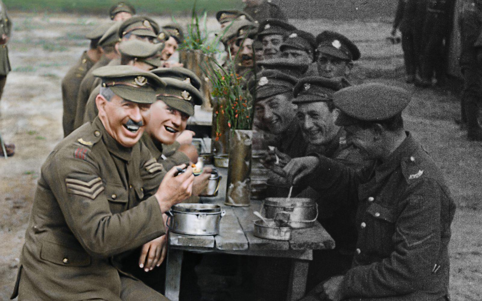 They Shall Not Grow Old: ecco il trailer del nuovo docufilm di Peter Jackson sulla Prima Guerra Mondiale