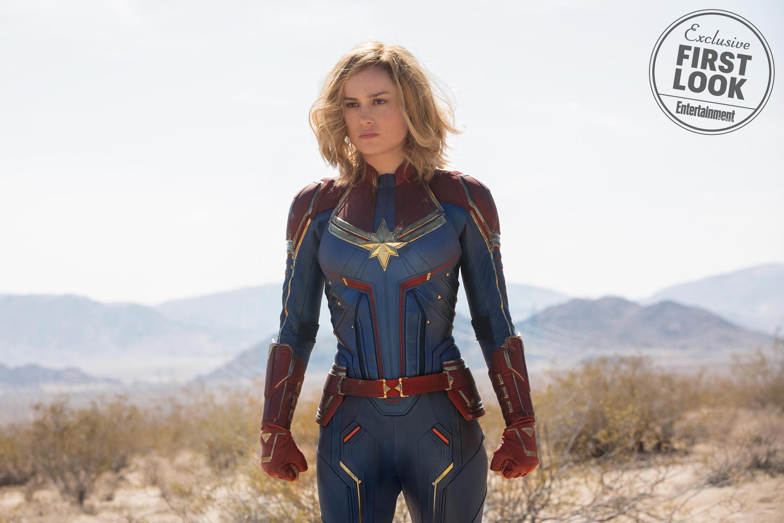 Captain Marvel: i personaggi e la loro storia