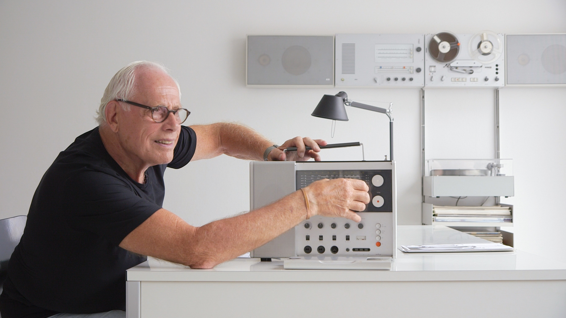 Al Milano Design Film Festival la prima europea di RAMS, il documentario dedicato a Dieter Rams