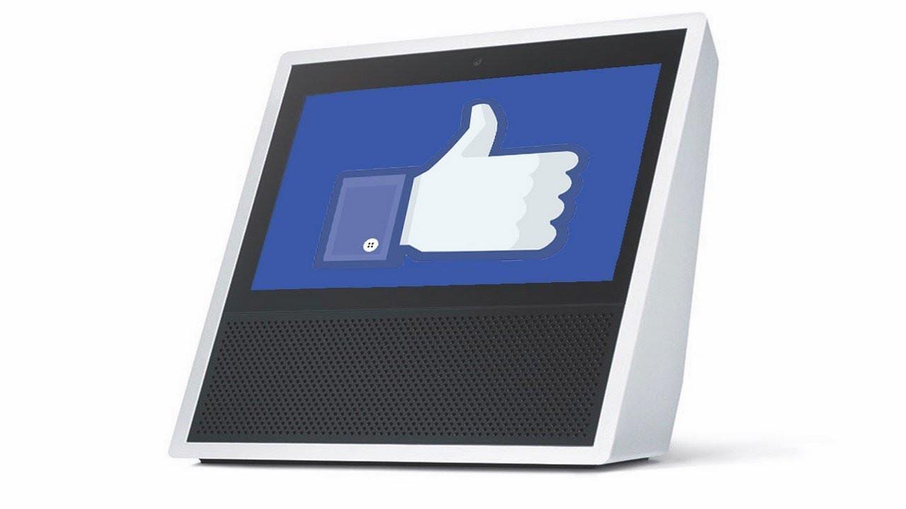 Facebook starebbe pensando ad uno smart device