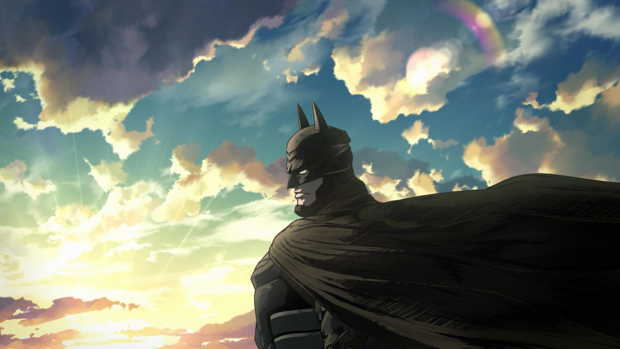 Il Cavaliere Oscuro torna come non l'avete mai visto