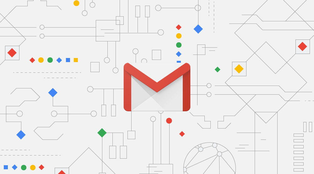 Pensione in arrivo per Inbox by Gmail