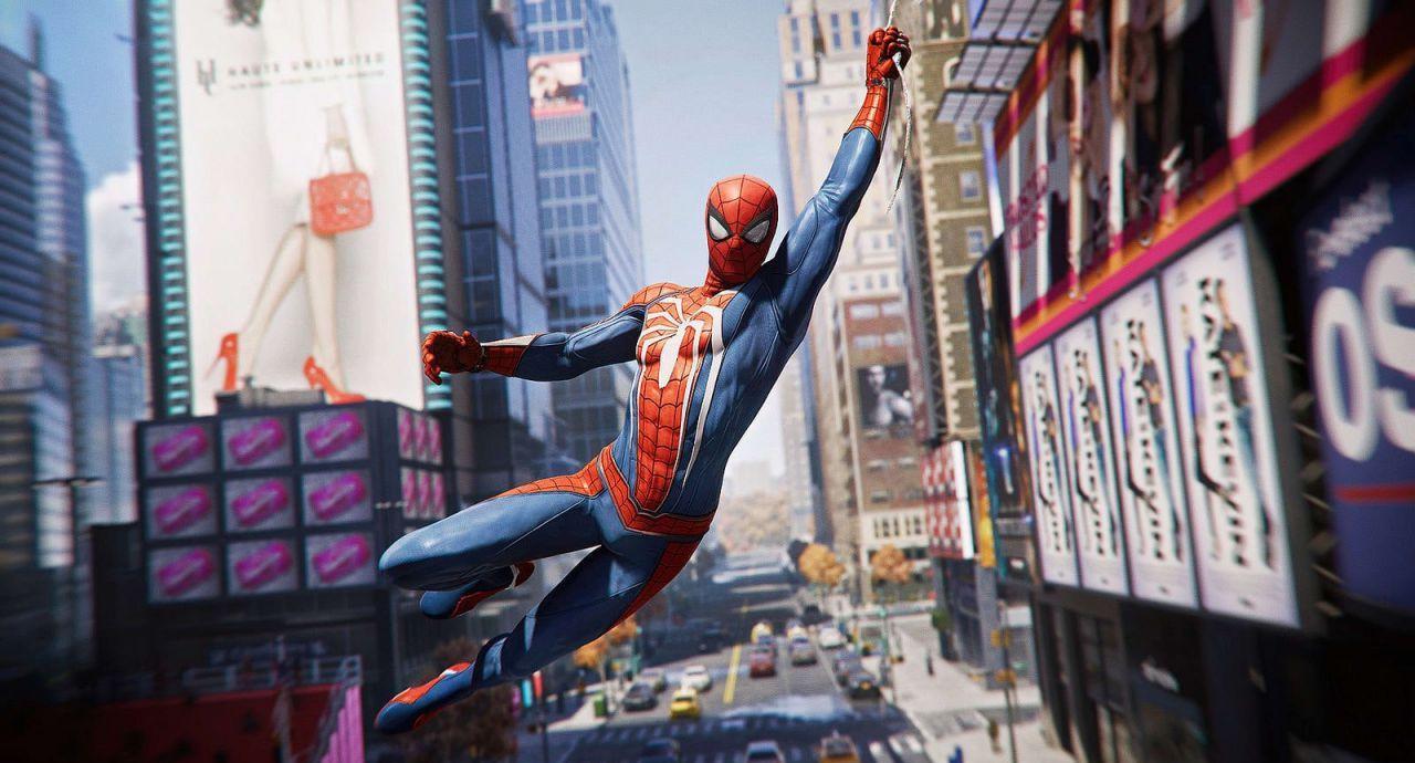 Stand di Marvel's Spider-Man al Lucca Comics & Games