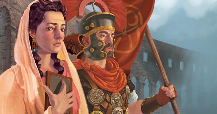 In arrivo Pandemic: La Caduta di Roma