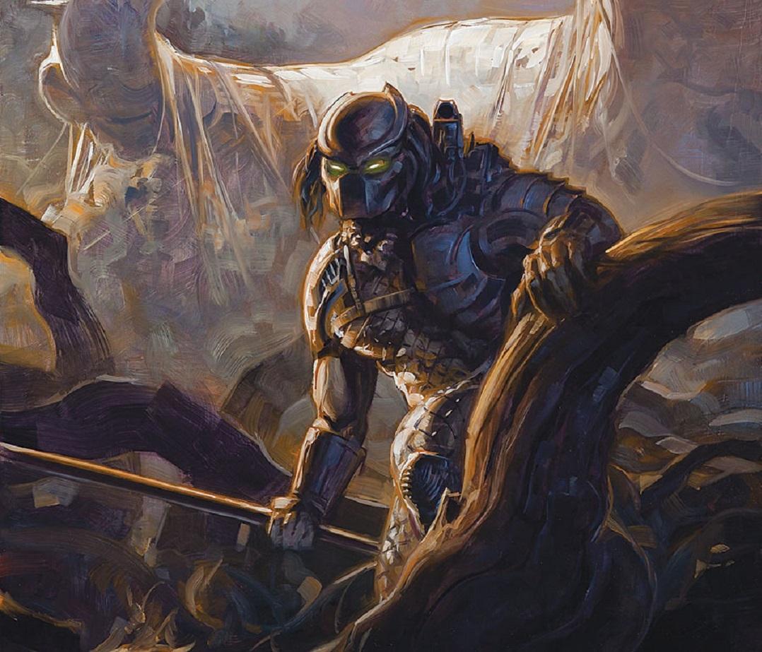 Predator Life And Death: gli Yautja invadono Saldapress