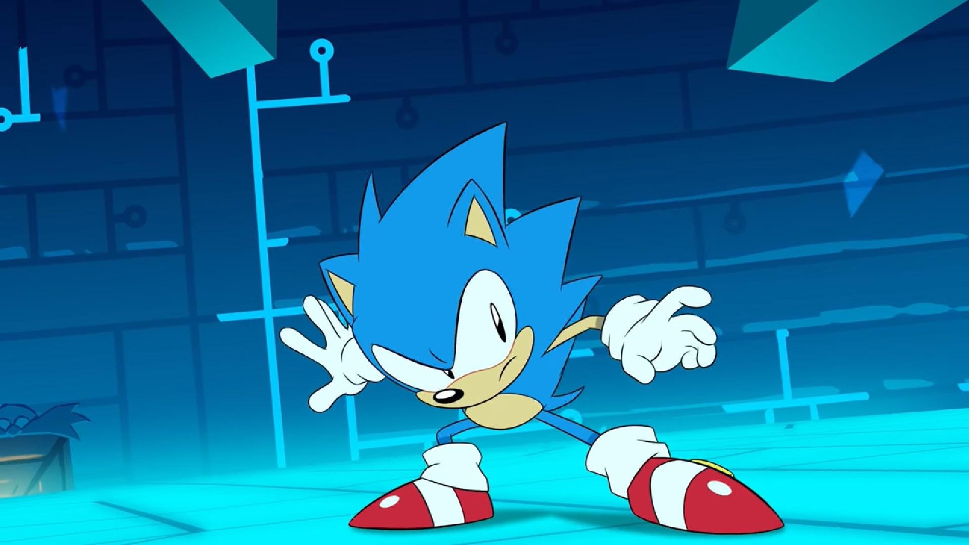In Arrivo Un Nuovo Anime Di Sonic Leganerd