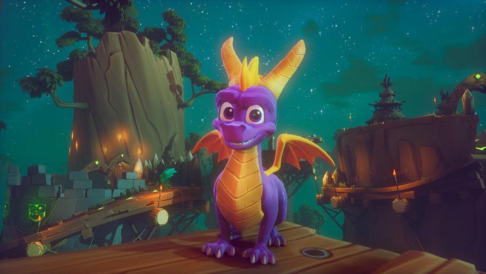 Un nuovo video per Spyro: Reignited Trilogy