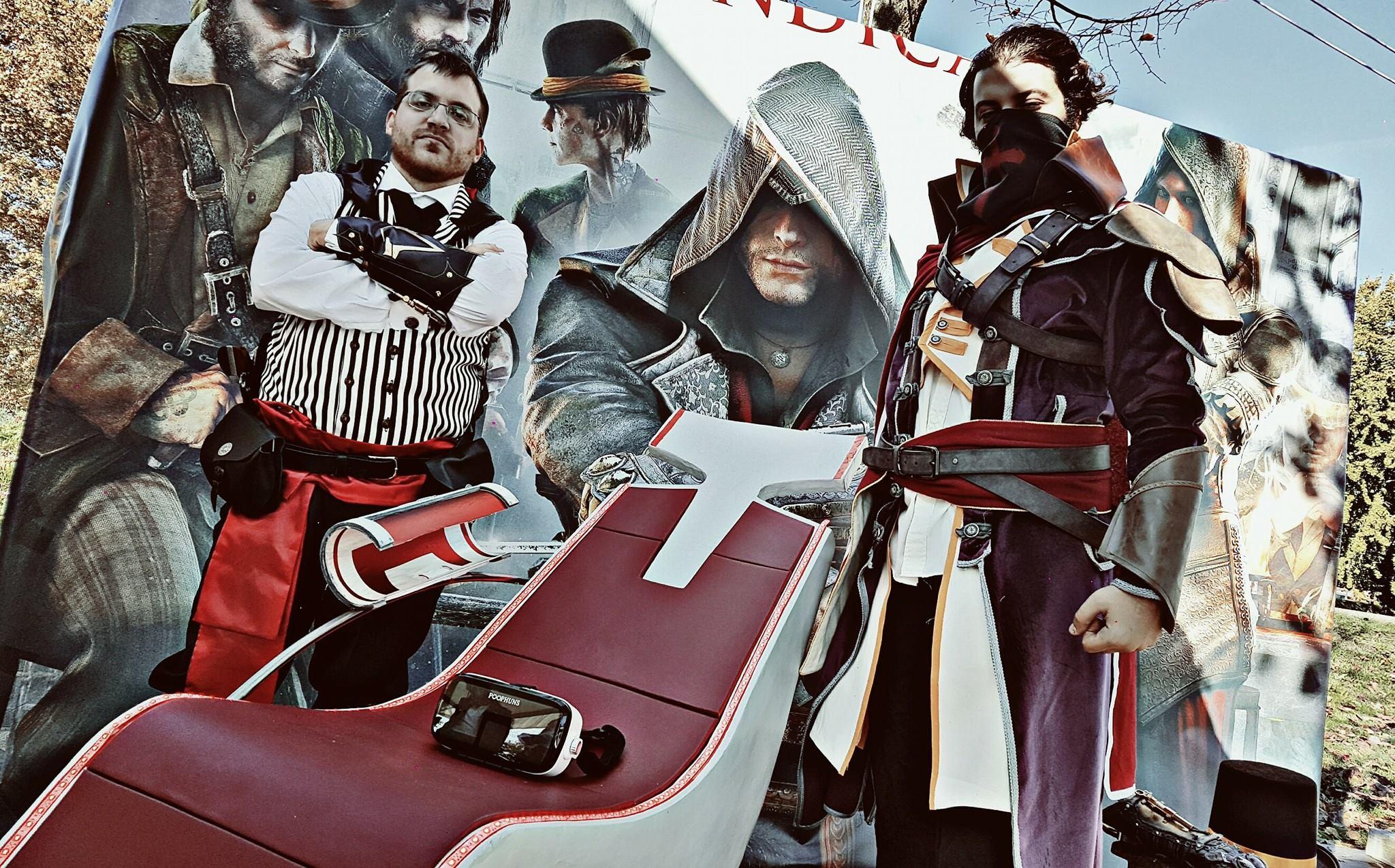 L'Animus Experience: diventa Ezio Auditore a Lucca Comics & Games