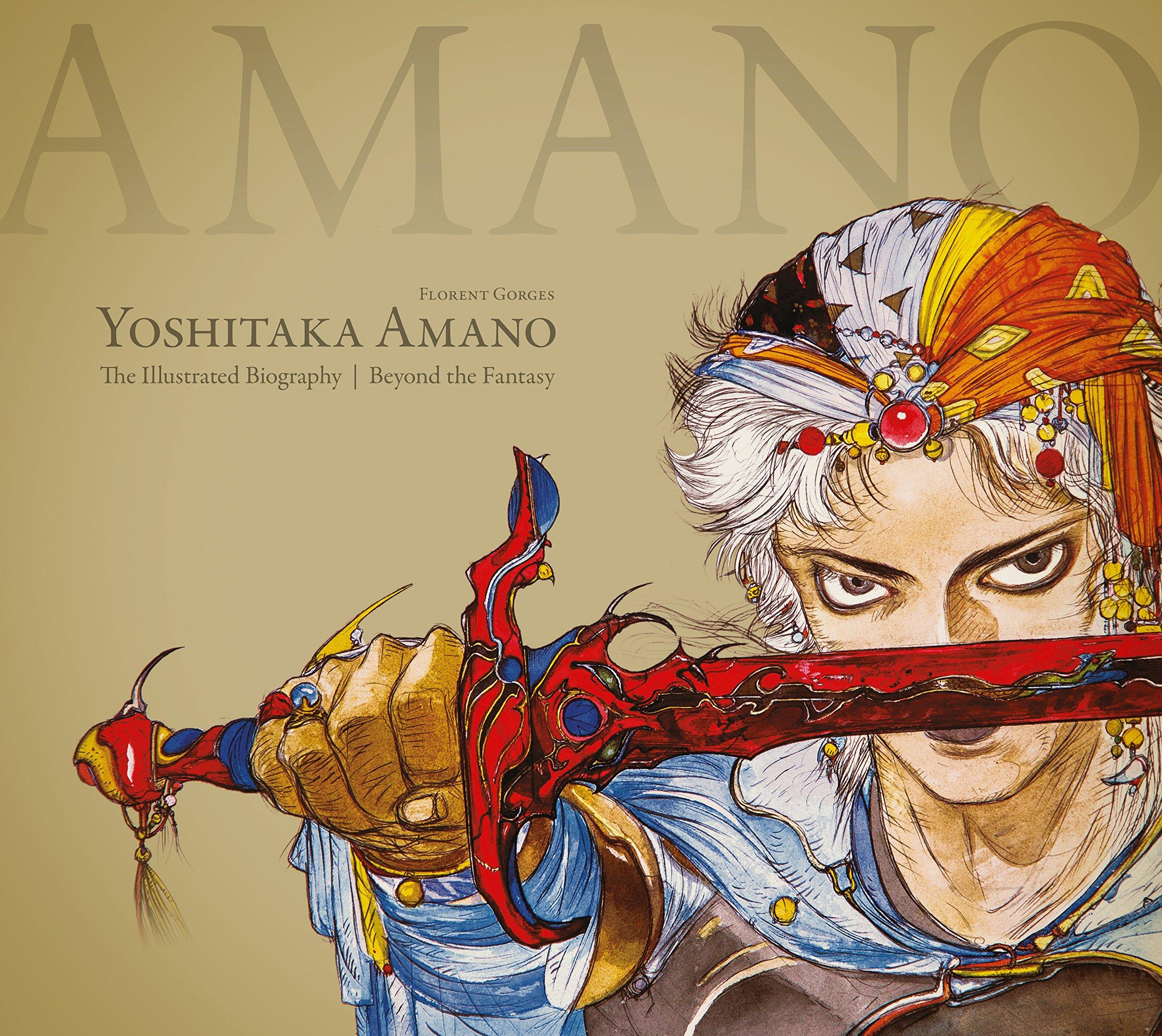 Dark Horse Comics pubblica un artbook per i 50 anni di carriera di Yoshitaka Amano