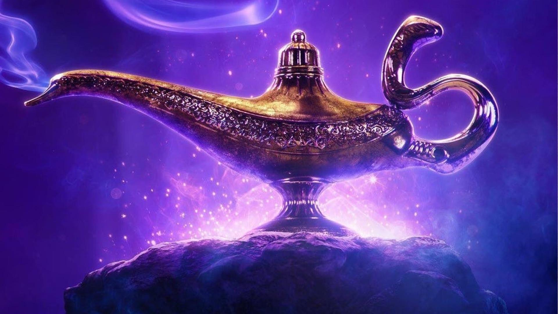 Aladdin: ecco il primo teaser trailer del nuovo live action Disney