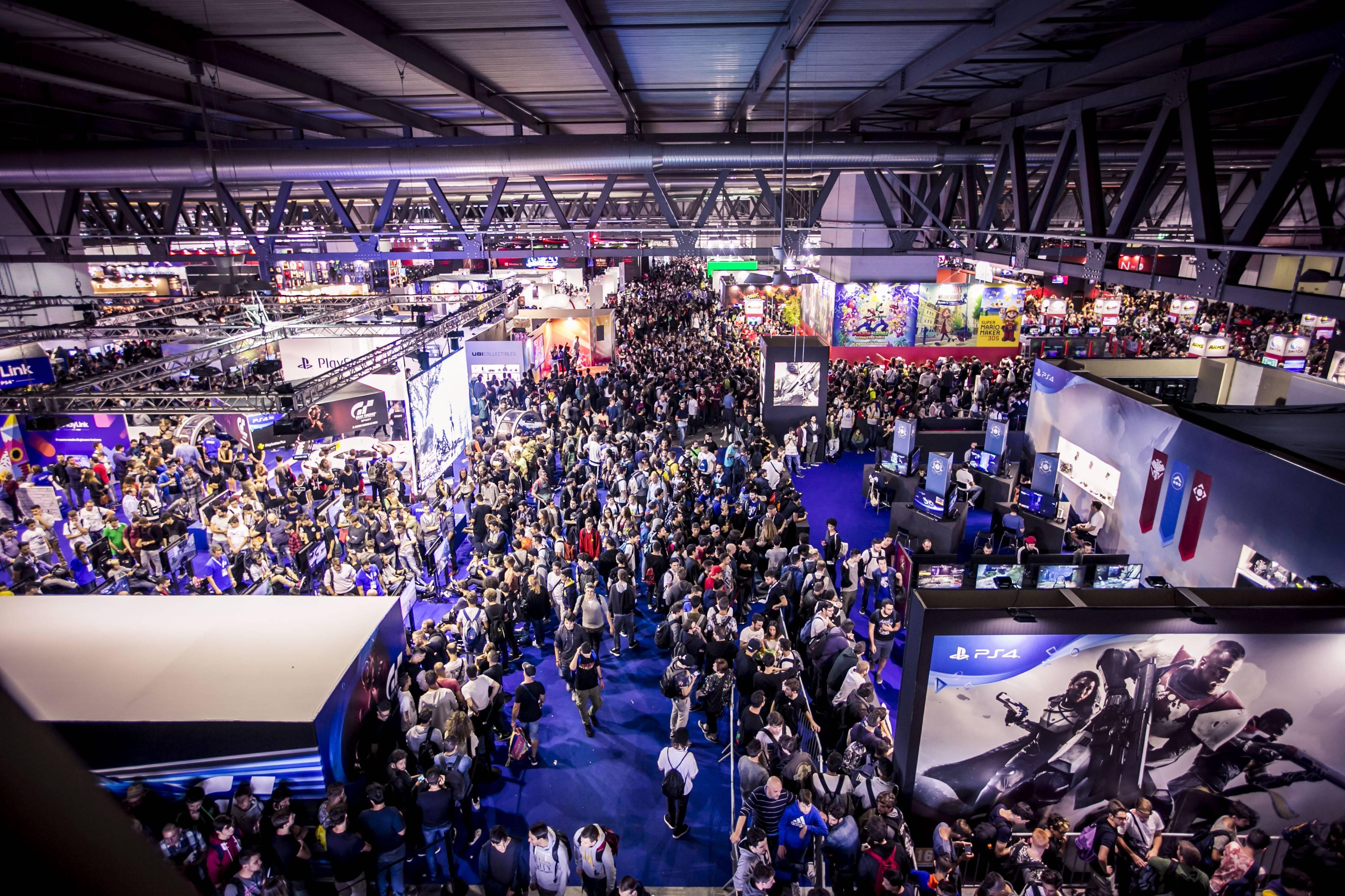 Tutti gli appuntamenti della Milan Games Week 2018