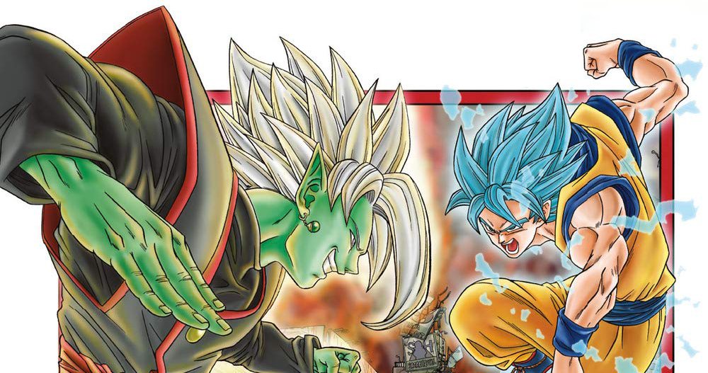 "Torna il manga di ""Dragon Ball Super"" su Edizioni Star Comics"