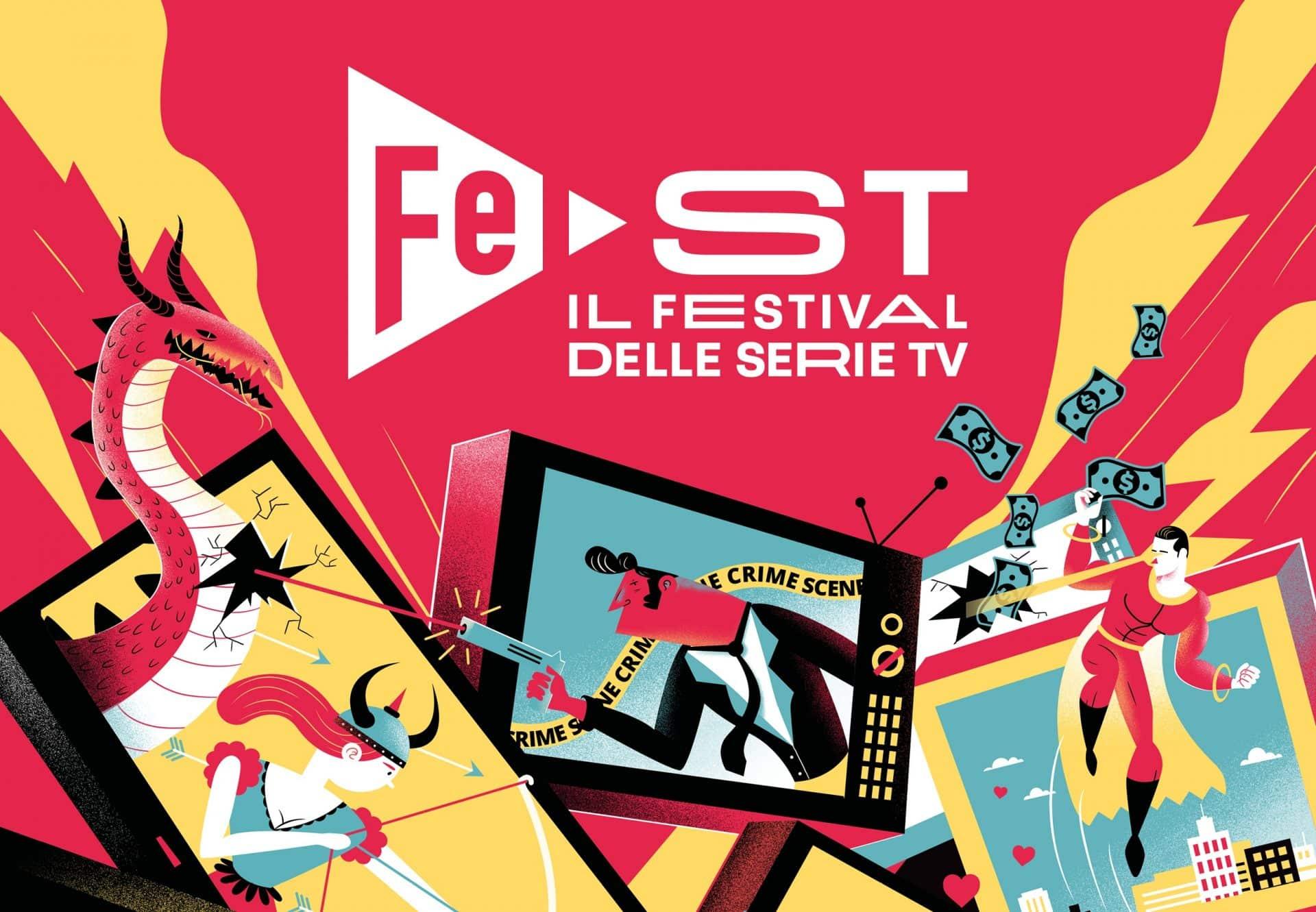 FeST: parte domani a Milano la prima edizione de Il Festival delle Serie Tv
