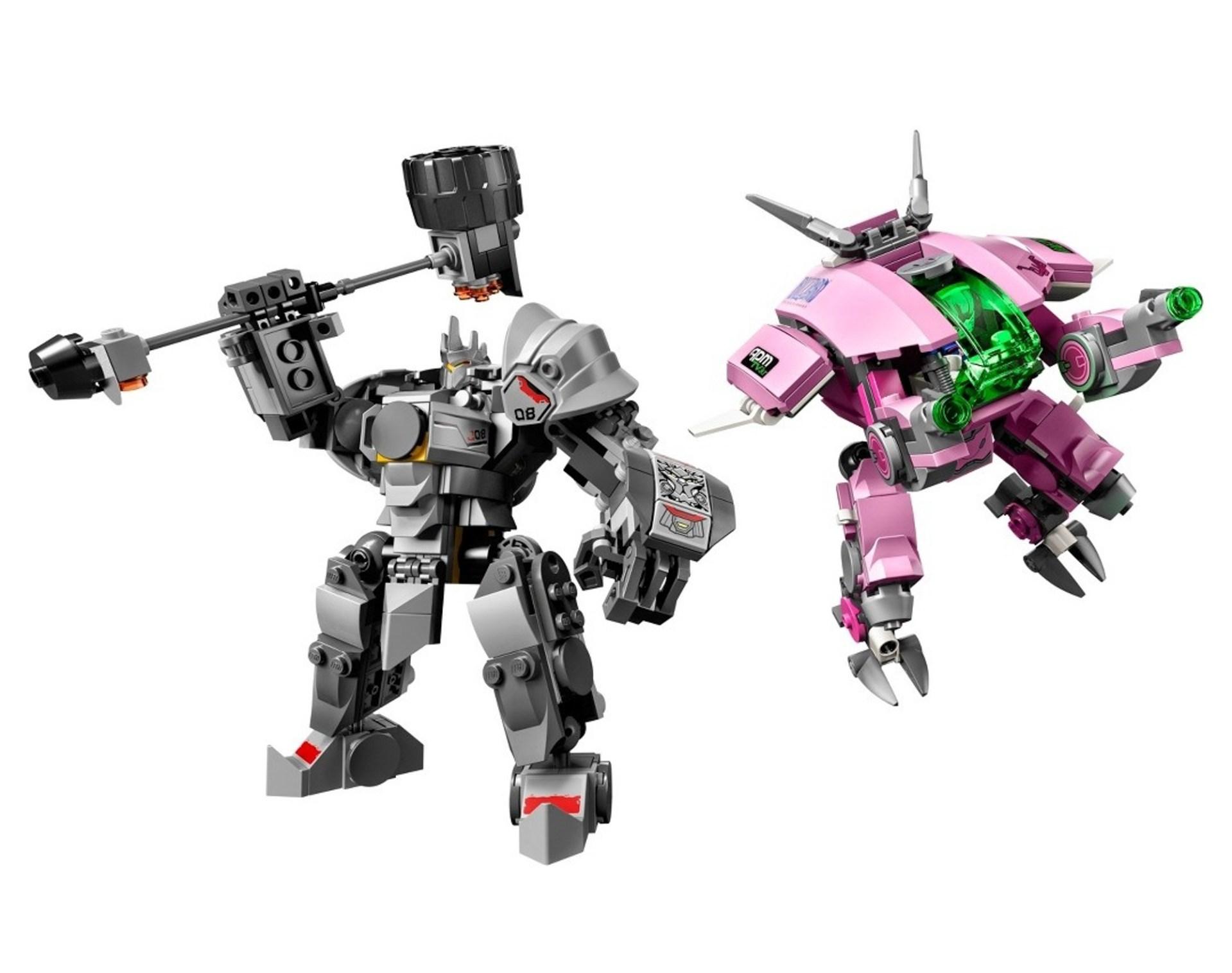 Presentati i set ufficiali LEGO Overwatch