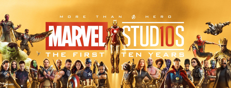 Disney Italia celebra 10 Anni di Marvel Studios al Lucca Comics & Games 2018