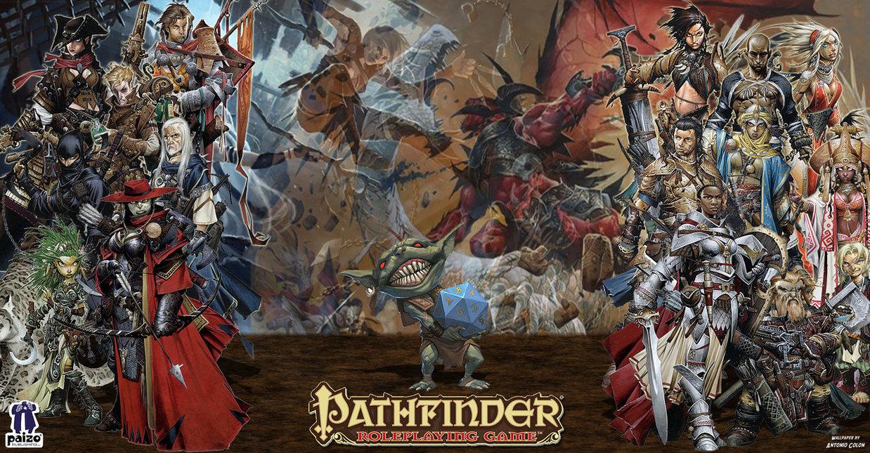 Kickstarter per il manuale Libro dei Salvatori di Pathfinder
