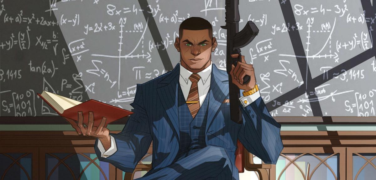 """""""Prodigy"""": il nuovo fumetto Netflix di Mark Millar e Rafael Albuquerque"""