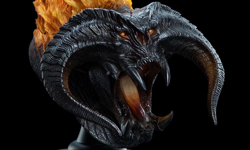 The Balrog, Flame of Udûn - Creature bust