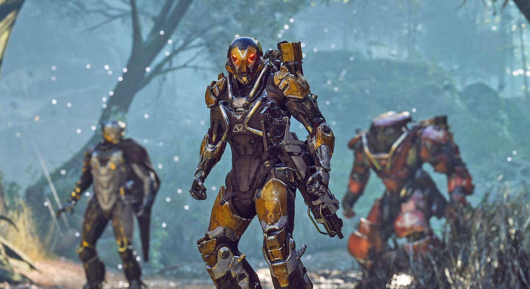 Un nuovo gameplay di Anthem dalla Paris Games Week