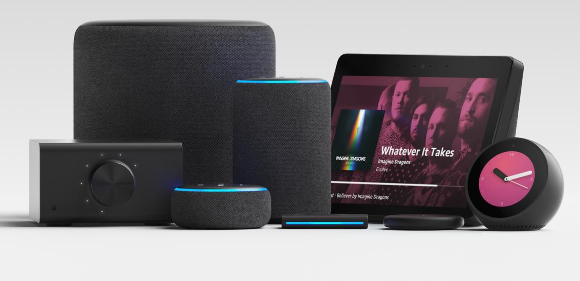 Amazon Echo ora disponibile in Italia: 40% di sconto fino a fine ottobre
