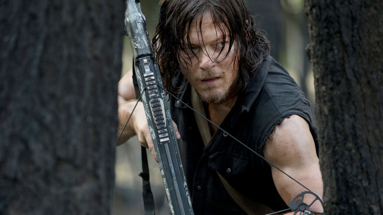 The Walking Dead: Norman Reedus temeva che Daryl uccidesse Rick