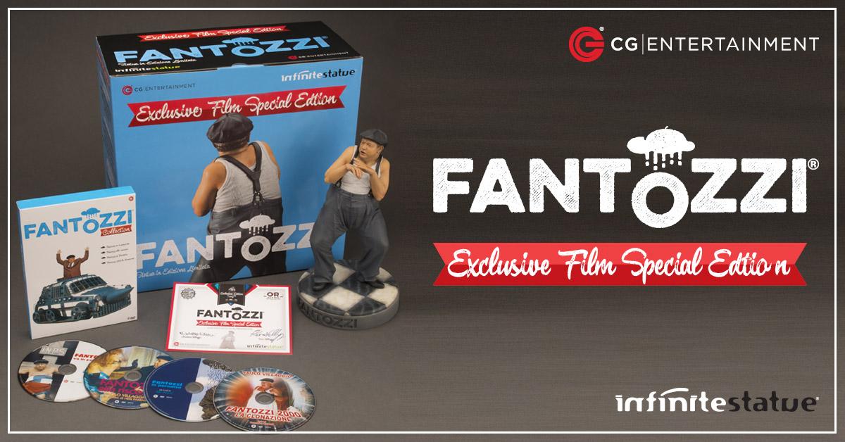 Fantozzi - Exclusive Film Special Edition