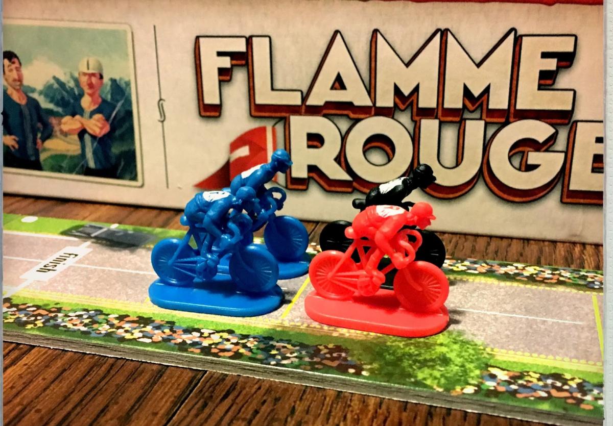 Flamme Rouge vince il premio Gioco dell'Anno 2018