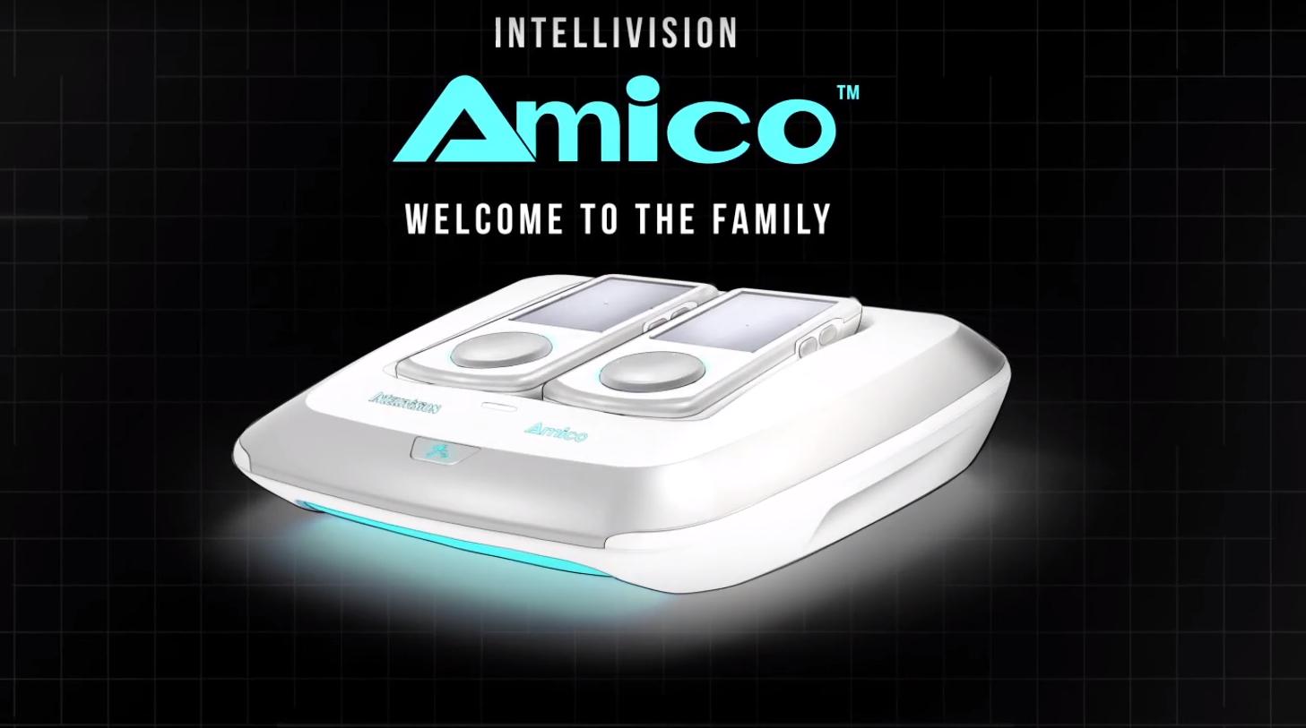 Annunciato l'Intellivision Amico