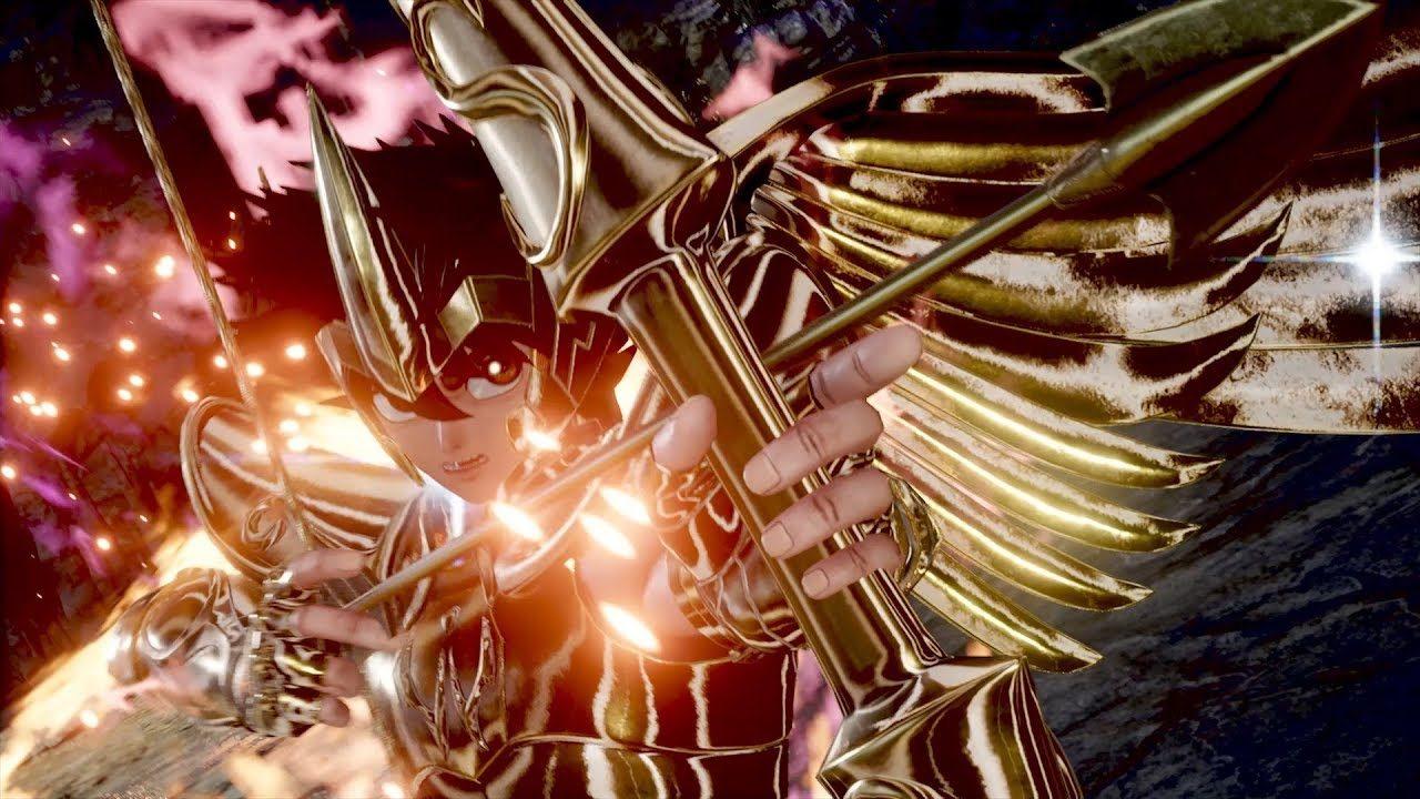 Pegasus e Dragone si aggiungono al roster di Jump Force